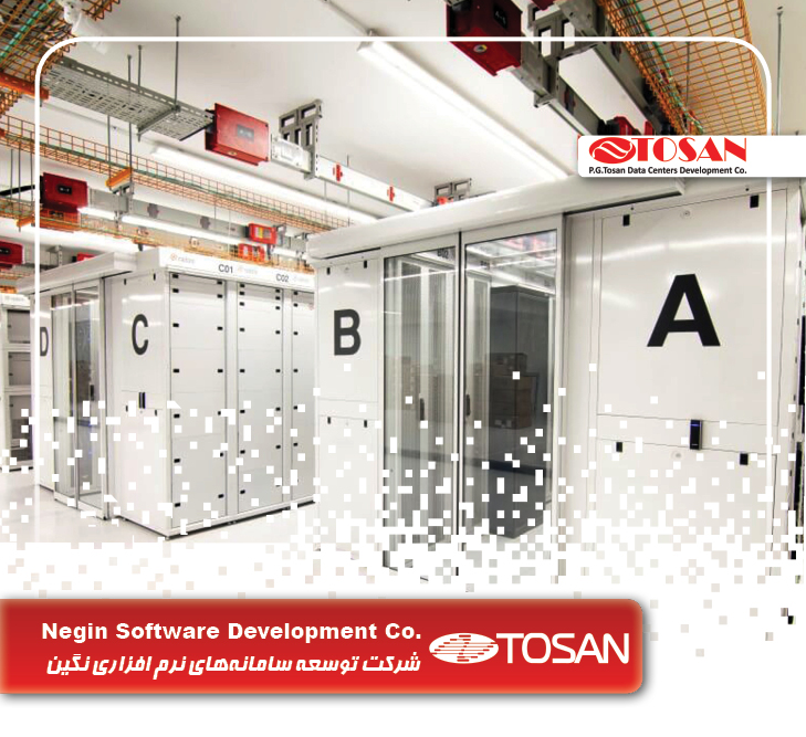 Tosan Data Center in Pardis Tech. Park